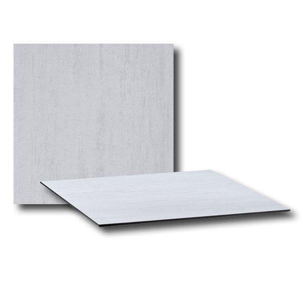 Plateau compact blanc