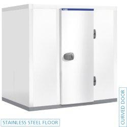Chambre ISO 80 dim. int. 1840x1840xh1950 mm