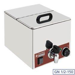 Chauffe aliment électrique, GN 1/2, 150mm