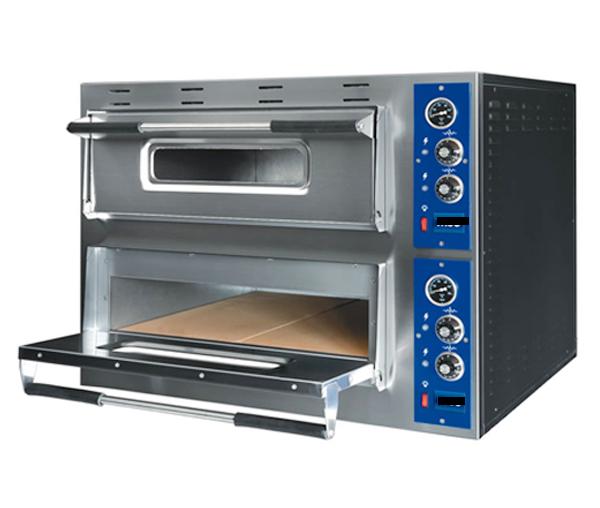 four a pizza electrique 2x4 pizzas promotions produits. Black Bedroom Furniture Sets. Home Design Ideas