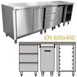 Module pâtisserie 1M50
