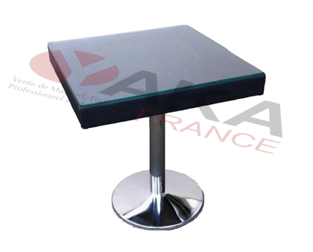 TABLE CURVA-SIMILICUIR