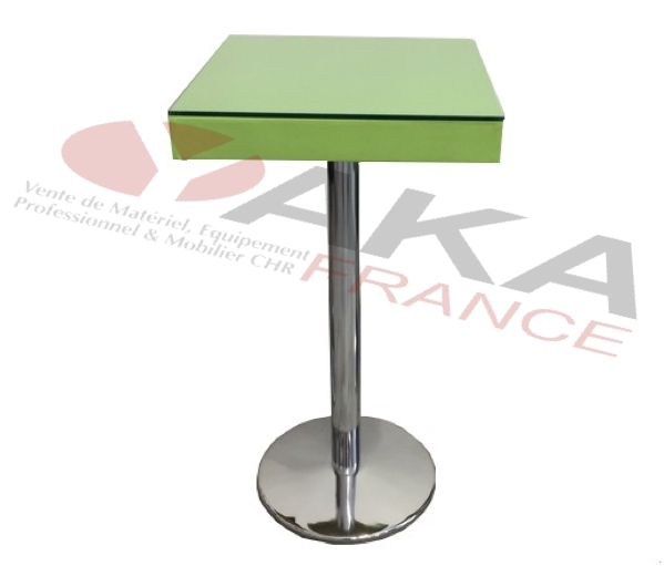 TABLE CIRCO-SIMILICUIR