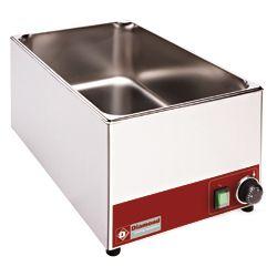 BAIN-MARIE DE TABLE ELECTRIQUE GN1/1-150MM