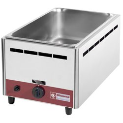 BAIN MARIE GAZ DE TABLE GN1/1-150 MM