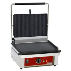CONTACT-GRILL MEDIUM PLAQUES EMAILLEES