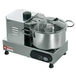 CUTTER INOX, 4 LITRES