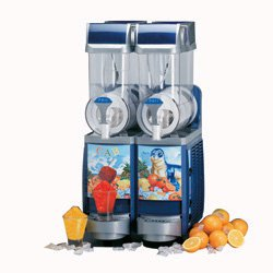 MACHINE/DISTRIBUTEUR GRANITA 2x 10 L.