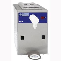 MACHINE REFRIG. CHANTILLY INOX. CUVE 2L.