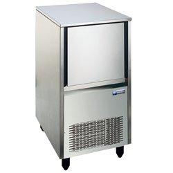 MACHINE A GLACONS CREUX INOX 18kg/24hRES.9kg