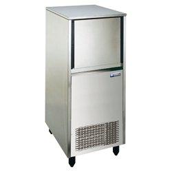 MACHINE A GLACONS CREUX INOX 37kg/24hRES18kg