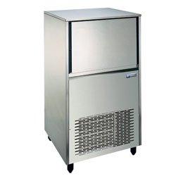 MACHINE A GLACONS CREUX INOX 55kg/24hRES30kg