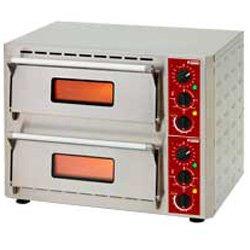FOUR ELECTRIQUE PIZZA, 2 CHAMBRES 3+3 KW