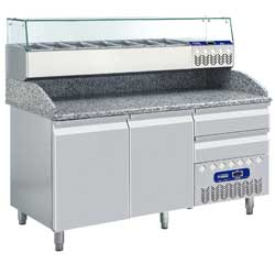 ENSEMBLE TABLE FRIGO + Structure Refrig